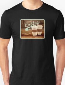 Castle's Coffee Unisex T-Shirt