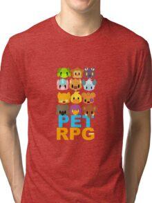 PetRPG Collage Tri-blend T-Shirt