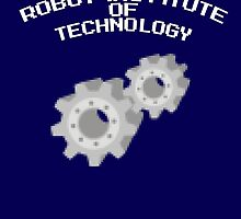 Robot Institute of Technology by arginal