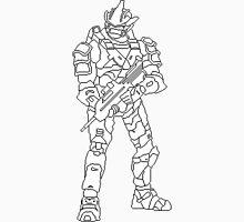 Pixel Art Spartan Halo 3 T-Shirt