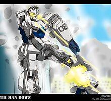 08th Man Down by Arcemise