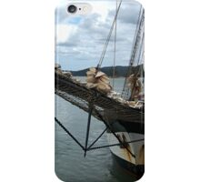 The ' Oosterschelde ' ......my, what a big nose you have......! iPhone Case/Skin