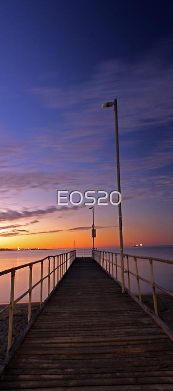 Rockingham Jetty  by EOS20