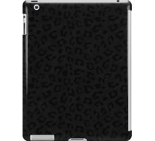 Panther Print iPad Case/Skin