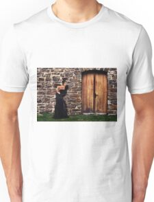 Fashion Model Fine Art Print Unisex T-Shirt