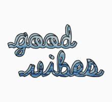 Good Vibes Ocean by annaw9954
