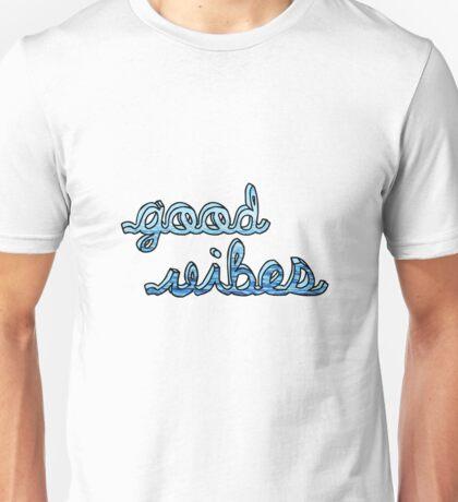 Good Vibes Ocean Unisex T-Shirt