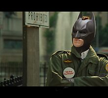 Taxi Driver - It's Better With Batman by itsbetter