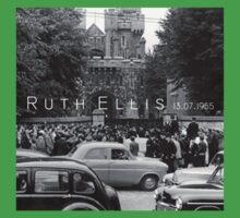 Ruth Ellis by Alfetta13