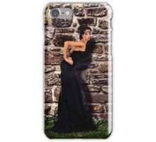 Fashion Model Fine Art Print iPhone Case/Skin