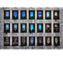 Modern Building Fine Art Print Photographic Print