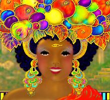'Even The Common People Wore Gold and the Jewels Were As Big as Fruit' by luvapples downunder/ Norval Arbogast