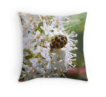 Lady's Luncheon Throw Pillow