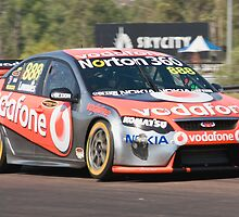 Lowndes 888 Team Vodafone by Christopher Houghton