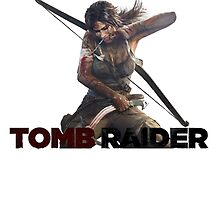 Tomb Raider by MaruO