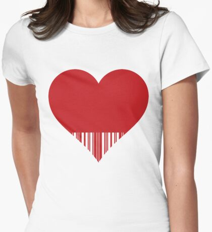 lovecode Womens Fitted T-Shirt