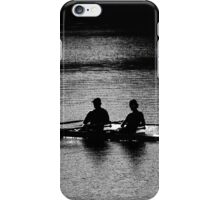 """The Scullers"" iPhone Case/Skin"