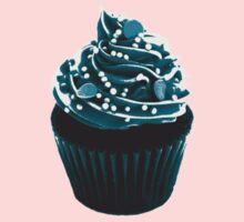 Cool Cupcake  One Piece - Short Sleeve