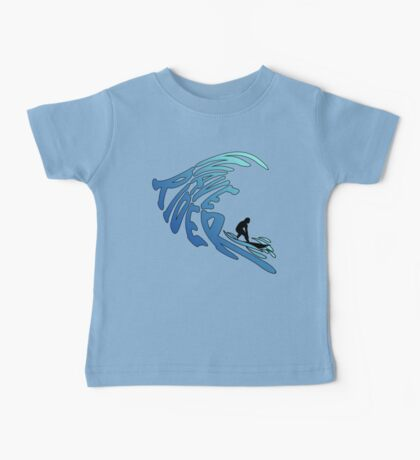 Wave rider t-shirts Baby Tee
