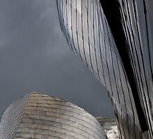 Guggenheim Bilbao by beachykeen