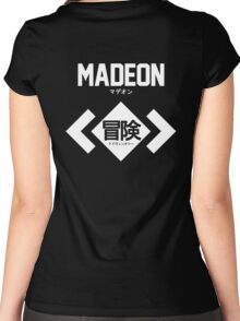 Madeon - Adventure Women's Fitted Scoop T-Shirt