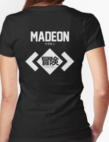 Madeon - Adventure Womens Fitted T-Shirt