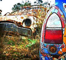 Zepher @ auto grave yard by craigmason