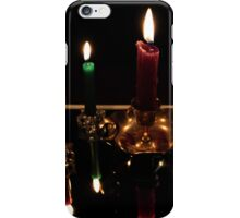 CandleLights Reflections  iPhone Case/Skin
