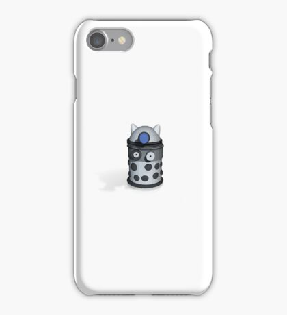 dalek render iPhone Case/Skin