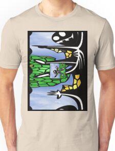 Cape Man Unisex T-Shirt