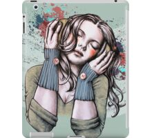 Feels Like the Wind Blows iPad Case/Skin