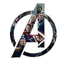 Age of Ultron Photographic Print