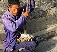 Blind Beggar by Tim Poitevin