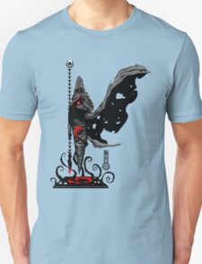 The Game of Kings, Wave Three: The Black King's Bishop Unisex T-Shirt