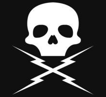 Stuntman Mike's Lightning Skull by superiorgraphix