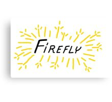 Firefly Canvas Print