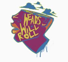 Heads Will Roll by Madison Cowles
