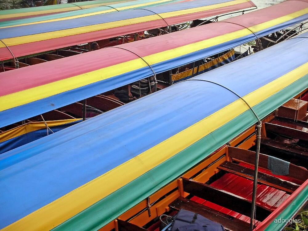 Ananchai Thai Boat by adouglas