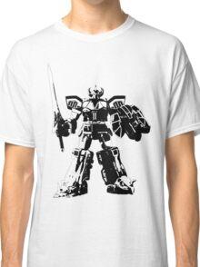Mighty Morphin Power Rangers Megazord 4 Classic T-Shirt