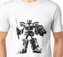 Mighty Morphin Power Rangers Megazord 4 Unisex T-Shirt