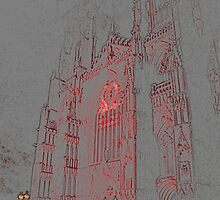 York Minster by Jo Puckering
