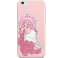 Rose Quartz Nouveau iPhone Case/Skin