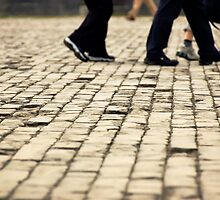 Walking by Tim Poitevin