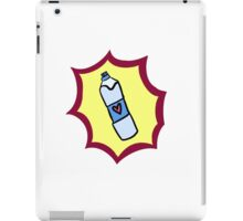 fresh water-full color iPad Case/Skin