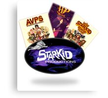 STARKID POTTER SHOWS! Canvas Print