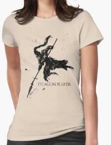 Dragonslayer Ornstein Womens Fitted T-Shirt