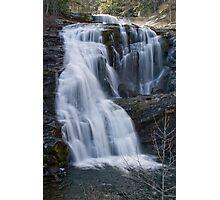 Bald River Falls Photographic Print