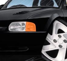 Ford Escort RS Turbo S2 Black Sticker