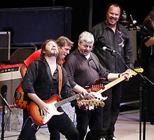Steve Miller Band by Ron LaFond