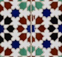 Color Tiles Sticker